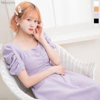 夢展望(ユメテンボウ)のワンピース・ドレス/シフォンワンピース