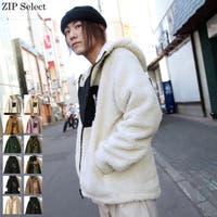 ZIP CLOTHING STORE(ジップクロージングストア)のアウター(コート・ジャケットなど)/フリースジャケット