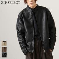 ZIP CLOTHING STORE(ジップクロージングストア)のアウター(コート・ジャケットなど)/ライダースジャケット