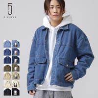 ZIP CLOTHING STORE(ジップクロージングストア)のアウター(コート・ジャケットなど)/デニムジャケット
