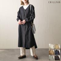 Chillfar(チルファー)のワンピース・ドレス/シャツワンピース
