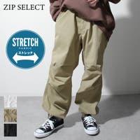ZIP CLOTHING STORE | スノーパンツ メンズ イージーパンツ ロングパンツ 軍パン ワイド 春 春服 春物【830657】