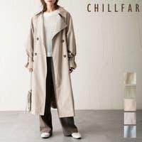 Chillfar(チルファー)のアウター(コート・ジャケットなど)/トレンチコート