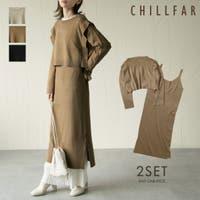 Chillfar(チルファー)のワンピース・ドレス/ニットワンピース