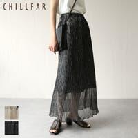 Chillfar(チルファー)のスカート/プリーツスカート