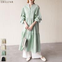 Chillfar(チルファー)のワンピース・ドレス/ワンピース