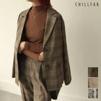 Chillfar(チルファー)のアウター(コート・ジャケットなど)/テーラードジャケット