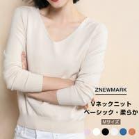 ZNEWMARK (ジニューマーク)のトップス/ニット・セーター