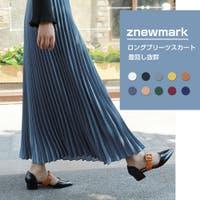 ZNEWMARK (ジニューマーク)のスカート/プリーツスカート