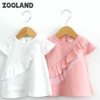 zooland(ズーランド)のベビー/ベビートップス