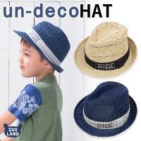 zooland(ズーランド)の帽子/ハット