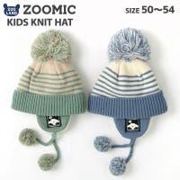 zooland(ズーランド)のベビー/ベビー帽子
