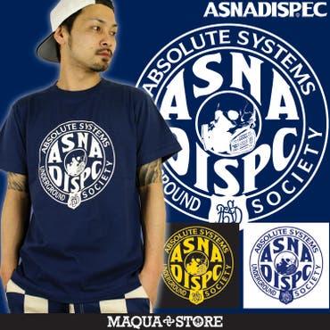 ASNADISPEC メンズ Tシャツ