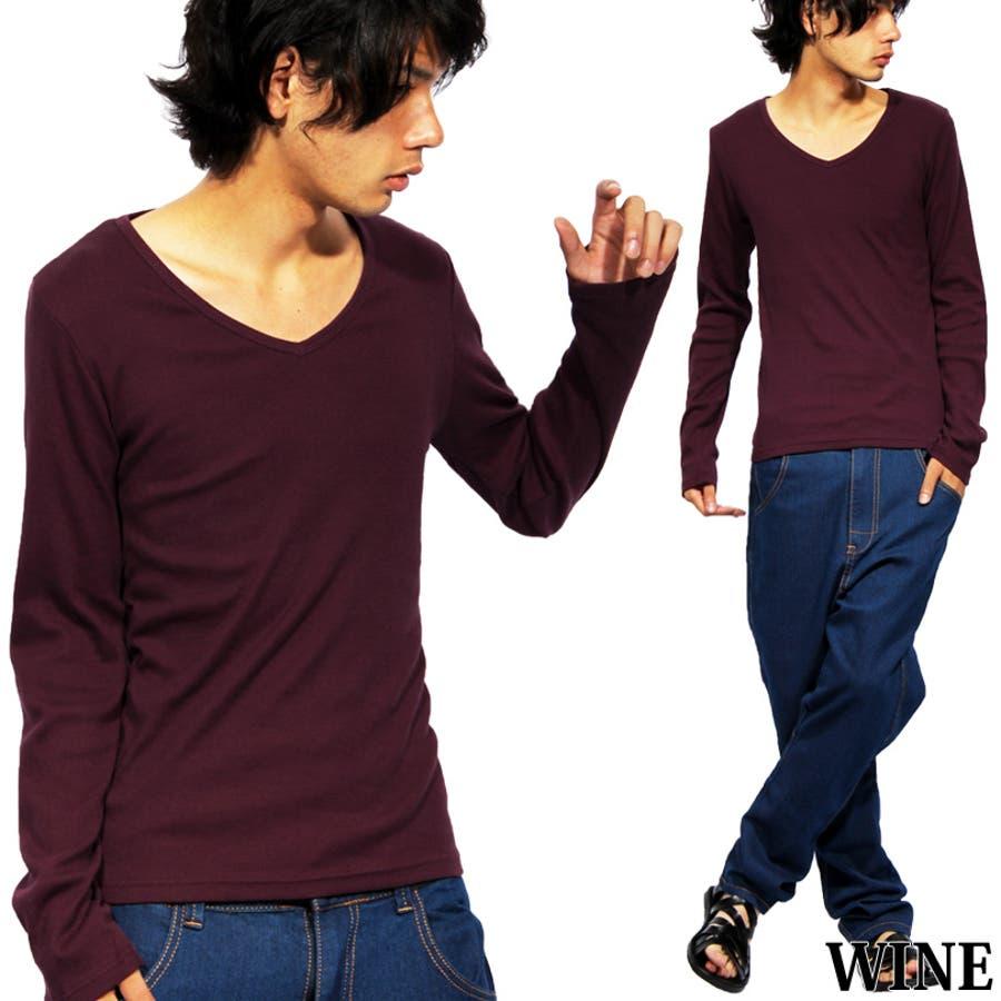 長袖Tシャツ ロンT メンズ Tシャツ全8色 新作 長袖Tシャツロング Tシャツ ティーシャツ カットソーブラック グレー ホワイト 黒キレカジ系 アメカジ系 サロン系 に大人気♪8(eight) エイト 8 8