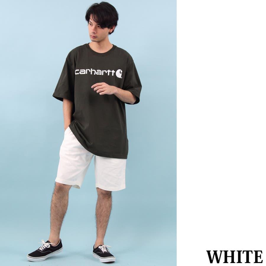 ショートパンツ メンズ 短パン ハーフパンツ全5色 新作 ショートパンツリネン 麻 コットン 膝上 ショーパンホワイト ブラックネイビー M L LL8(eight) エイト 8 5