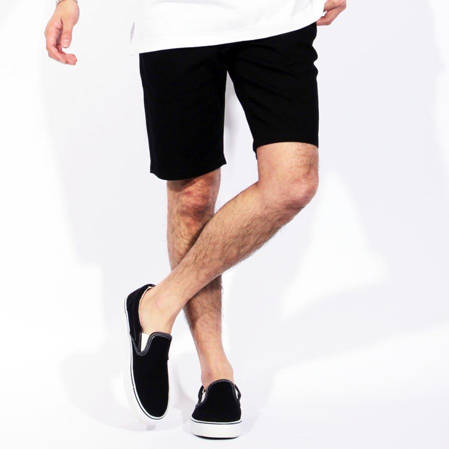 ショートパンツ メンズ 短パン ハーフパンツ全9色 新作 ショートパンツツイル 綿 コットン 膝上 ショーパンホワイト ブラック ブルー S M L LL8(eight) エイト 8 8