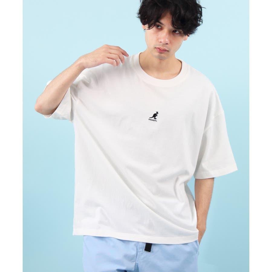 Tシャツ メンズ 半袖 ロゴ全5色 新作 TシャツKANGOL別注 カンゴール 半袖 Tシャツホワイト ブラック グレーアメカジストリート レディース に大人気!!8(eight) エイト 8 17