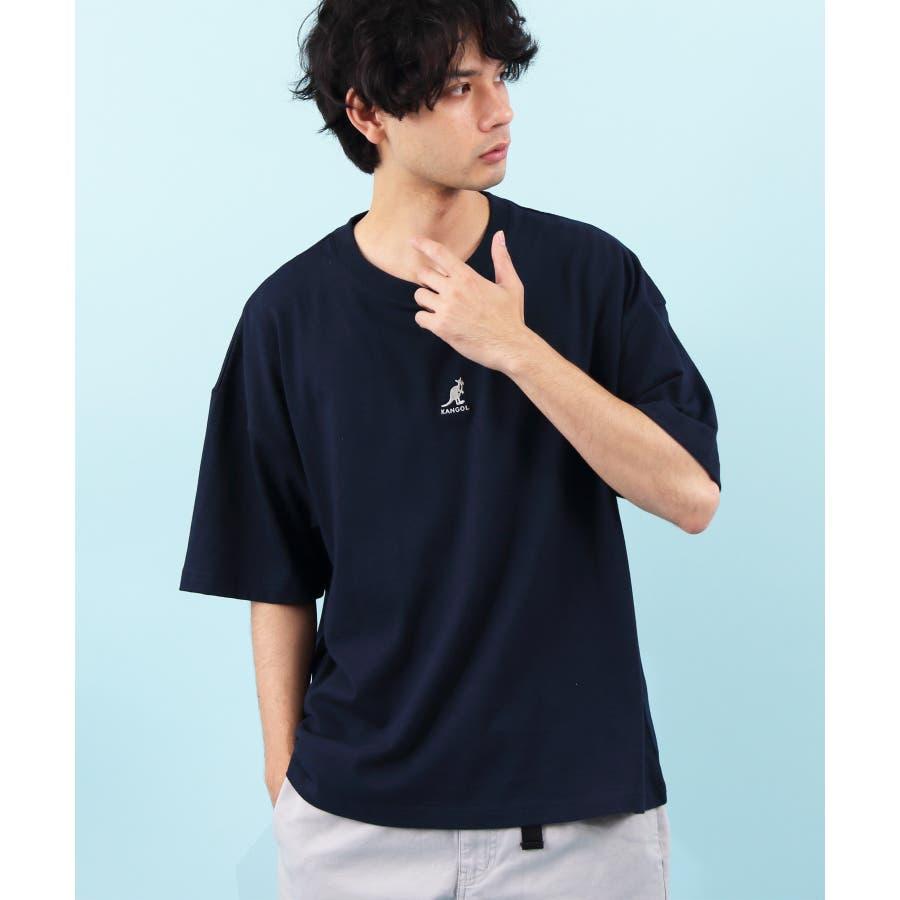 Tシャツ メンズ 半袖 ロゴ全5色 新作 TシャツKANGOL別注 カンゴール 半袖 Tシャツホワイト ブラック グレーアメカジストリート レディース に大人気!!8(eight) エイト 8 64