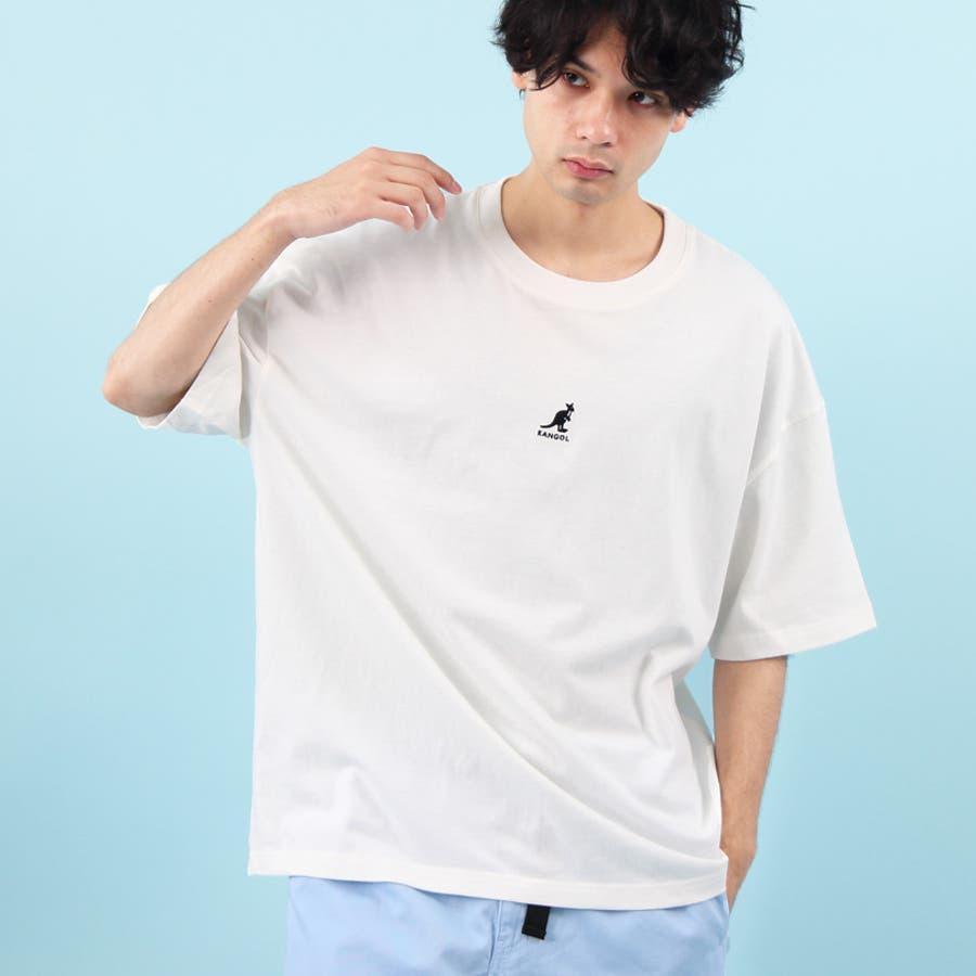 Tシャツ メンズ 半袖 ロゴ全5色 新作 TシャツKANGOL別注 カンゴール 半袖 Tシャツホワイト ブラック グレーアメカジストリート レディース に大人気!!8(eight) エイト 8 3