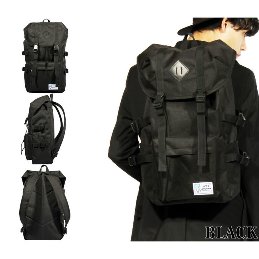 リュック リュックサック メンズ ナイロン全18色新作 ナイロン 黒 リュック デイパックバッグ カバン 鞄