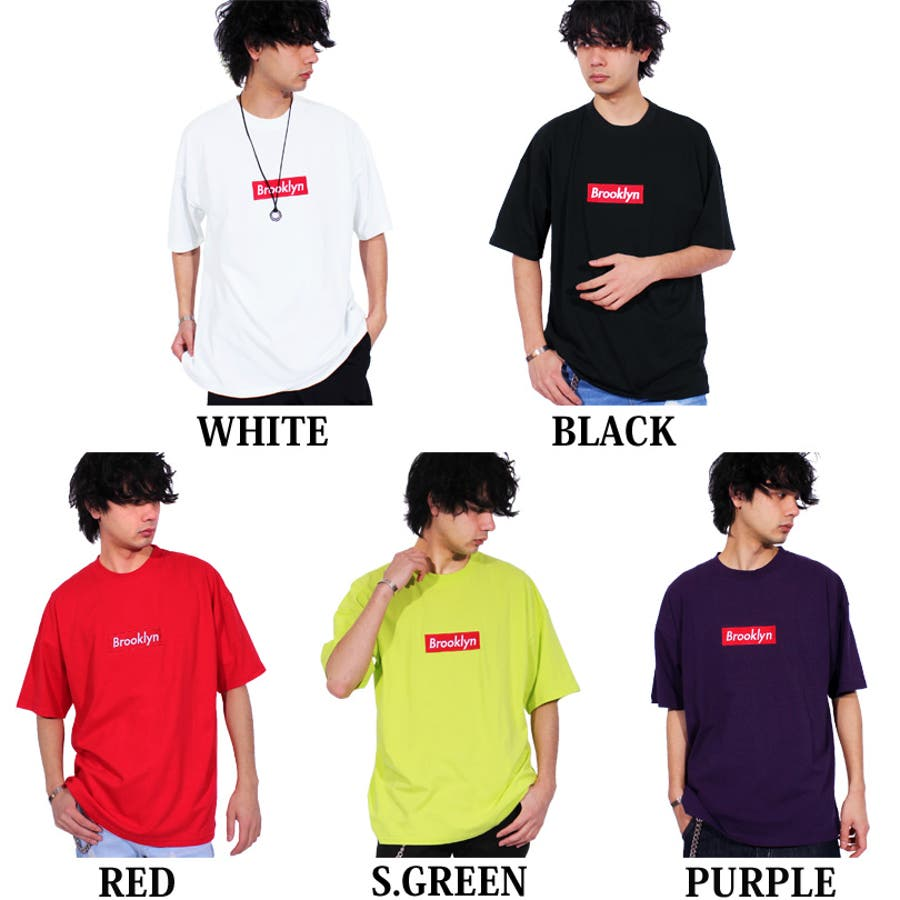 Tシャツ メンズ 半袖 ロゴ全5色 新作 Tシャツボックスロゴ 半袖 Tシャツ ビッグTシャツコットン 綿 ホワイト 白 ロゴM Lストリート系 アメカジ系 に◎8(eight) エイト 8 9