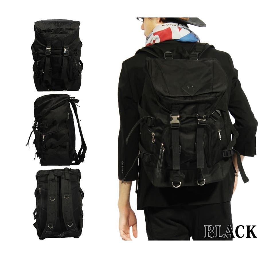 リュック リュックサック メンズ ナイロン全4色新作 大容量 マウンテン リュック サック 黒バッグ