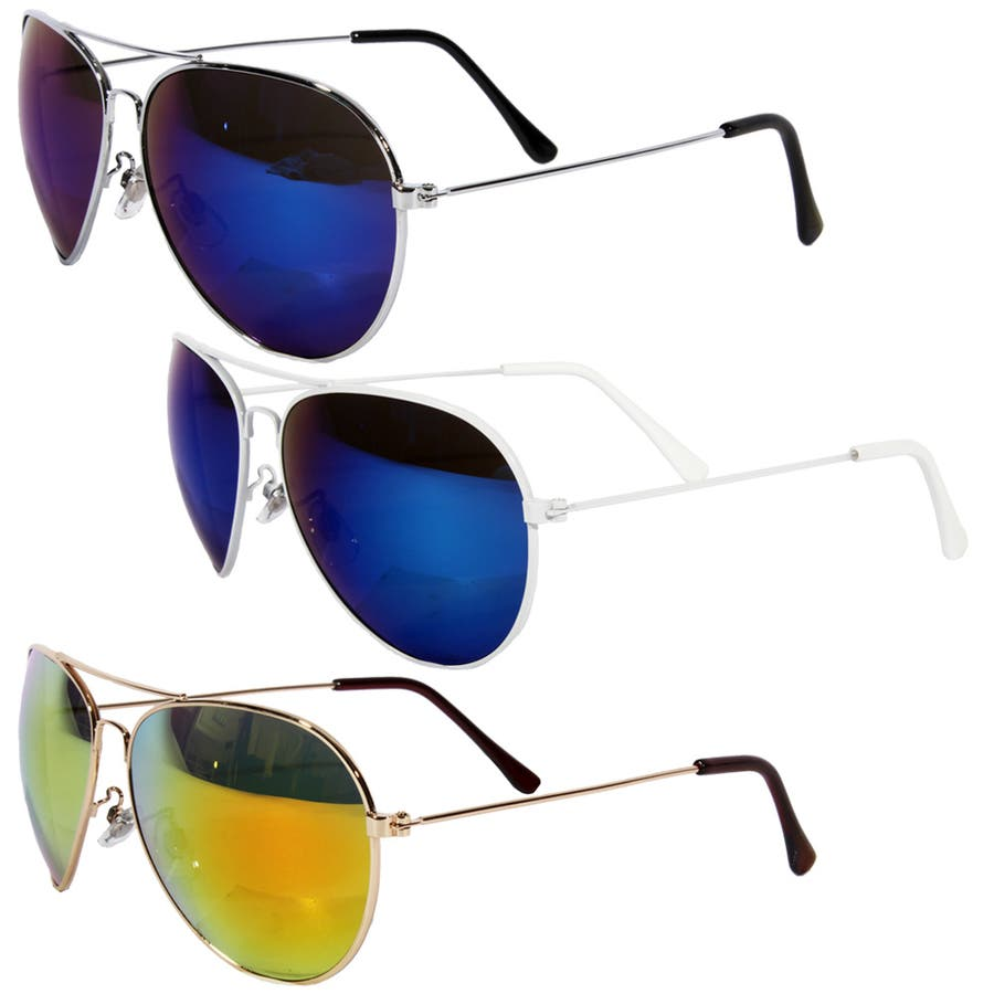 ティアドロップ サングラス メンズ ビッグフレーム新作 ティアドロップ サングラス 伊達メガネビッグフレーム 紫外線対策UVカット入りストリート系 アメカジ系 におすすめ!専用ケース付 1