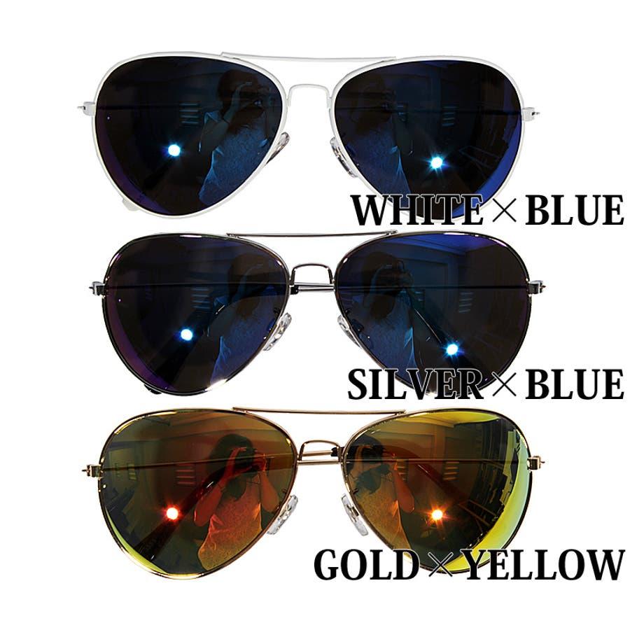 ティアドロップ サングラス メンズ ビッグフレーム新作 ティアドロップ サングラス 伊達メガネビッグフレーム 紫外線対策UVカット入りストリート系 アメカジ系 におすすめ!専用ケース付 5