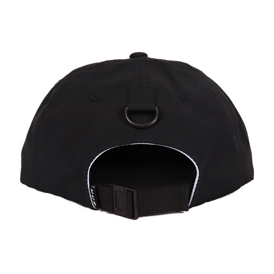 ハフ キャップ メンズ レディース HUF FORMLESS BAR LOGO 6 PANEL HAT オシャレスケーターハンギングクリップ 4