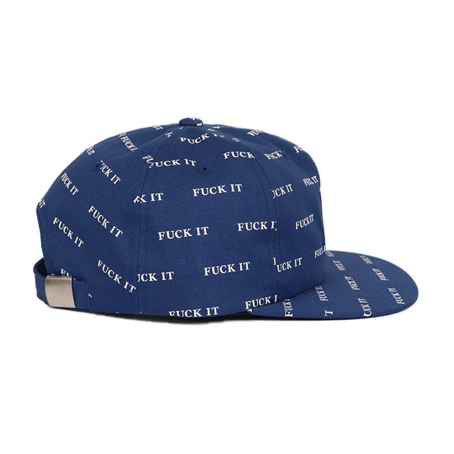 HUF ハフ キャップ HUF CAP FUCK IT 6 PANEL HAT メンズ 帽子 オシャレ スケーター ブランドストリート 3