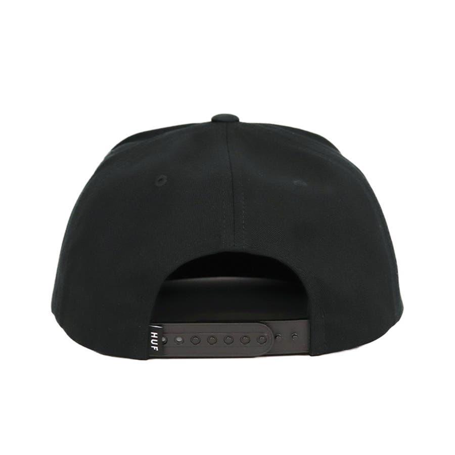 ハフ キャップ HUF SNAPBACK CAP ESSENTIALS BOX LOGO/TT メンズ 帽子 人気 ブランドストリート ファッション 4