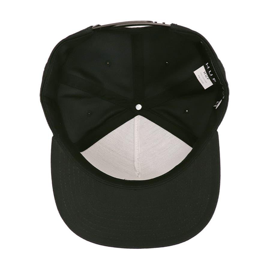 ハフ キャップ HUF SNAPBACK CAP ESSENTIALS BOX LOGO/TT メンズ 帽子 人気 ブランドストリート ファッション 5