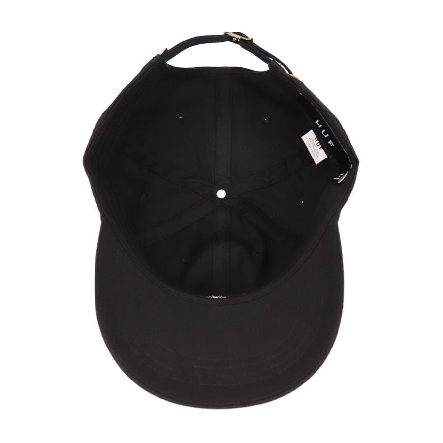 ハフ キャップ HUF CV 6PANEL CAP ESSENTIALS OG LOGO/TT メンズ 帽子 人気 ブランドストリート ファッション 5