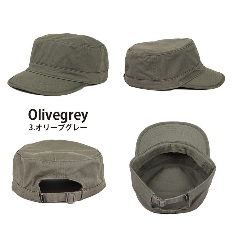 ニューハッタン ワークキャップ メンズ レディース 無地 帽子 NewHattan cotton army cap おしゃれアウトドアミリタリー 4
