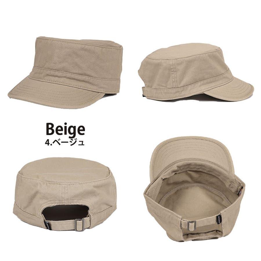 ニューハッタン ワークキャップ メンズ レディース 無地 帽子 NewHattan cotton army cap おしゃれアウトドアミリタリー 5