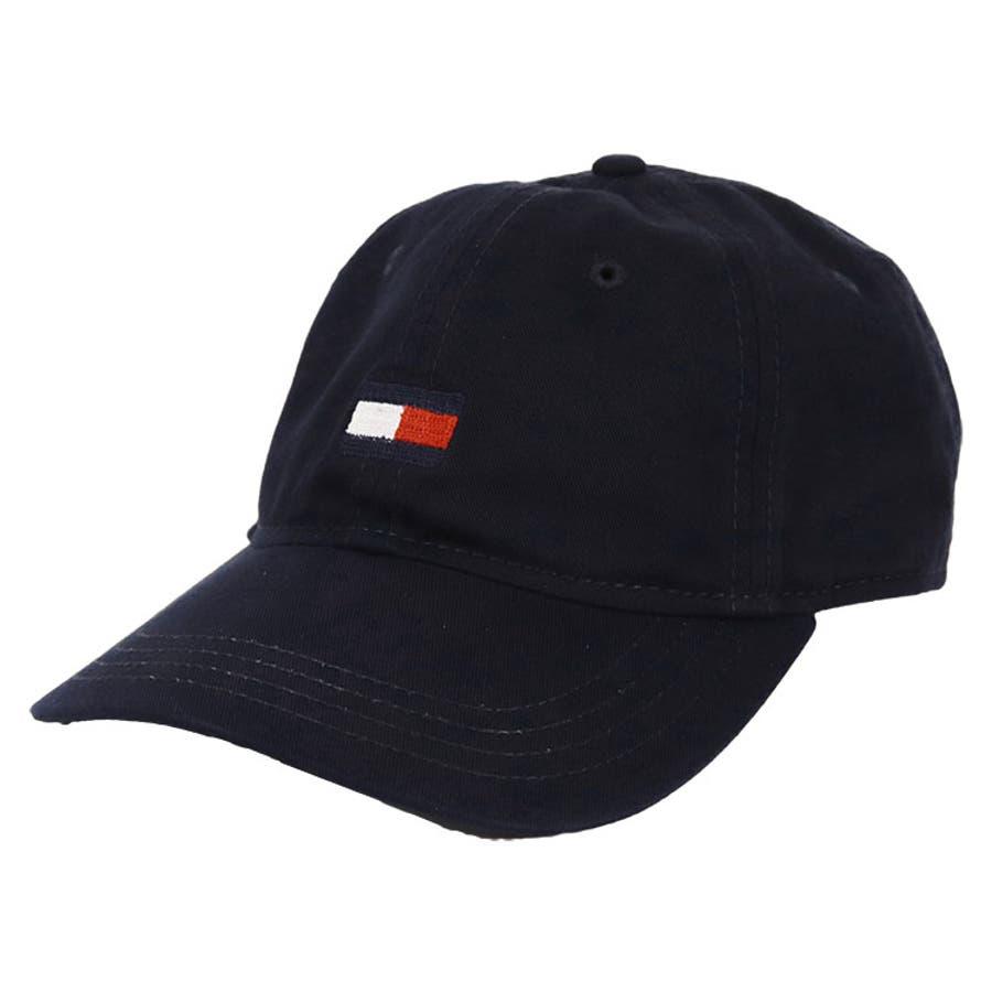 トミーヒルフィガー キャップ メンズ レディース 帽子 TOMMY HILFIGER ARDIN CAP ブランド ロゴ 人気 2