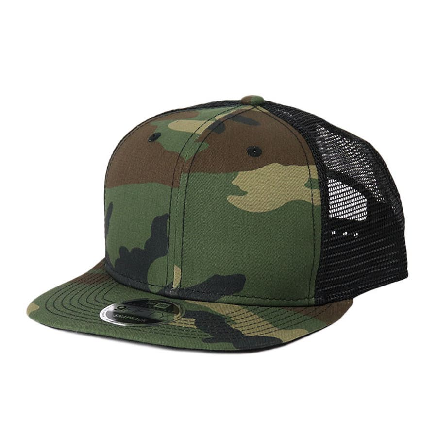 ニューエラ メッシュキャップ メンズ 無地 9FIFTY ORIGINAL FIT New Era meshcap men'sスナップバック トラッカー メッシュ 帽子 キャップ 人気 ブランド メッシュ帽 無地キャップ プレゼント 58