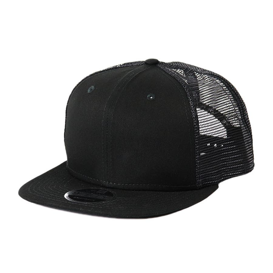ニューエラ メッシュキャップ メンズ 無地 9FIFTY ORIGINAL FIT New Era meshcap men'sスナップバック トラッカー メッシュ 帽子 キャップ 人気 ブランド メッシュ帽 無地キャップ プレゼント 21