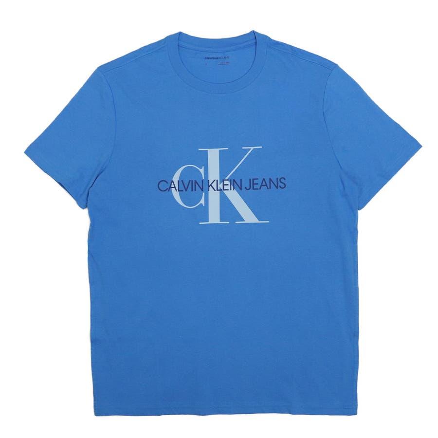 カルバンクライン ジーンズ Tシャツ メンズ レディース CalvinKleinJeans CK MONOGRAM トップス半袖ブランド 59