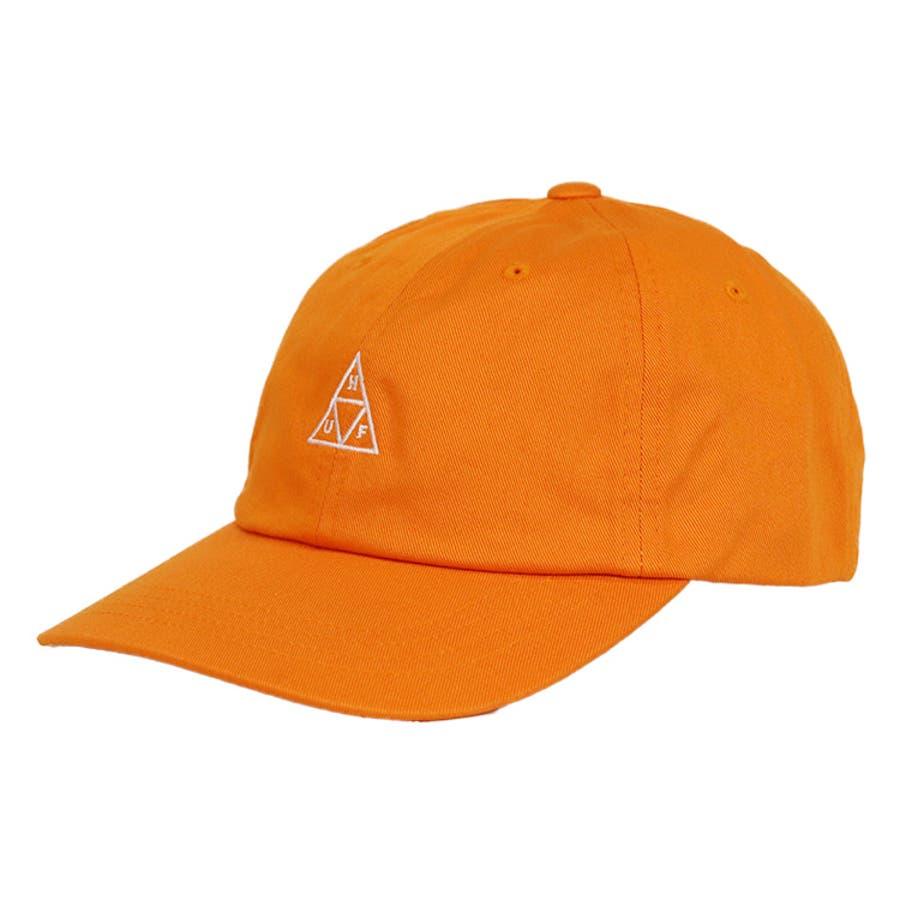 ハフ キャップ HUF CV 6PANEL CAP ESSENTIALS OG LOGO/TT メンズ 帽子 人気 ブランドストリート ファッション 99