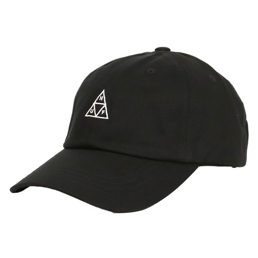 ハフ キャップ HUF CV 6PANEL CAP ESSENTIALS OG LOGO/TT メンズ 帽子 人気 ブランドストリート ファッション 21