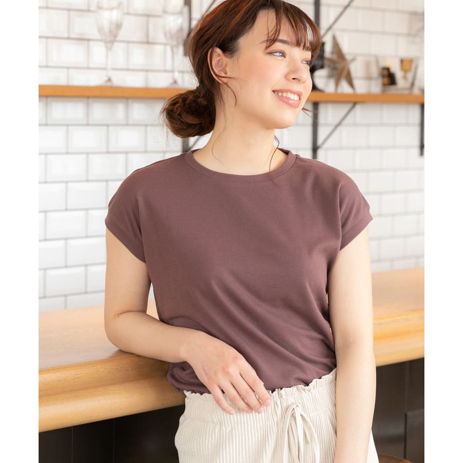 スムースシンプルTシャツ 29