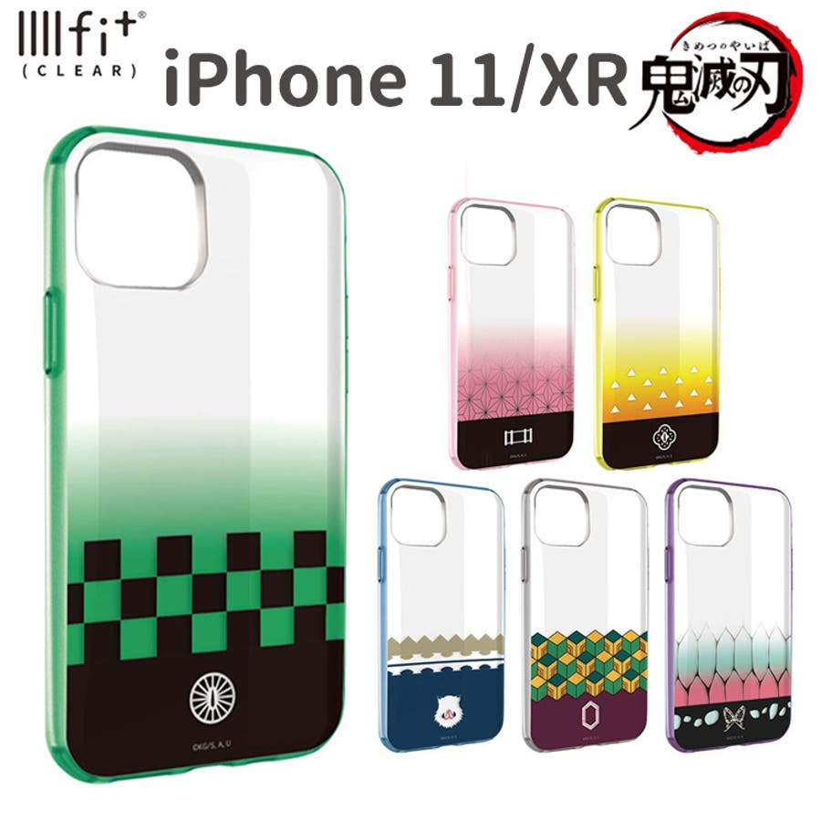 鬼滅の刃 IIIIfit iPhone 1