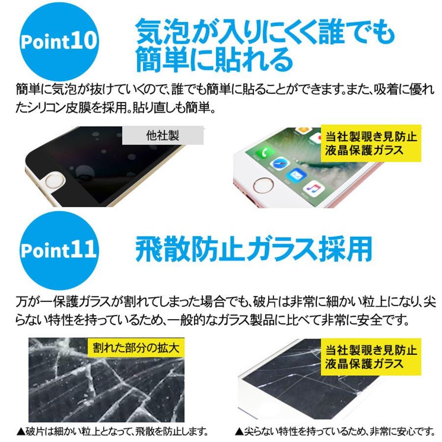 iPhone12ProMax/iPhone12Pro/iPhone12/iPhone12mini/iPhoneSE2/iPhone11/iPhoneXR/iPhoneXs Max/iPhoneXsiPhoneX/覗き見防止 全面 ガラス フルカバー ガラスフィルム のぞき見 防止 フィルム 強化 液晶保護 曲面 9H 強化ガラス 保護フィルムAIGF-NB 10