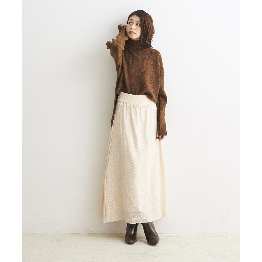 ボヘミアンSCIFFLI・LONG SKIRT 6