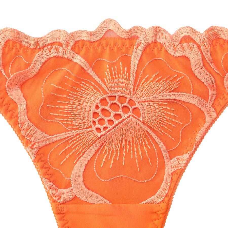 レース ショーツ 女性 Daring Flower Tバックショーツ 下着 可愛い セクシー タンガ パンツ パンティセクシーショーツ ティーバック tバック パンティー レディース ソング Gストリング レディースショーツ 3