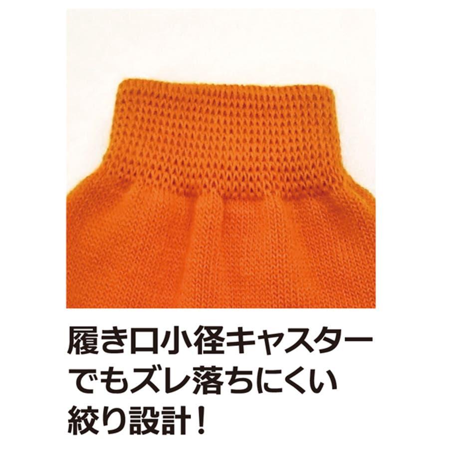 大判キャスターソックス ポーチ付 6