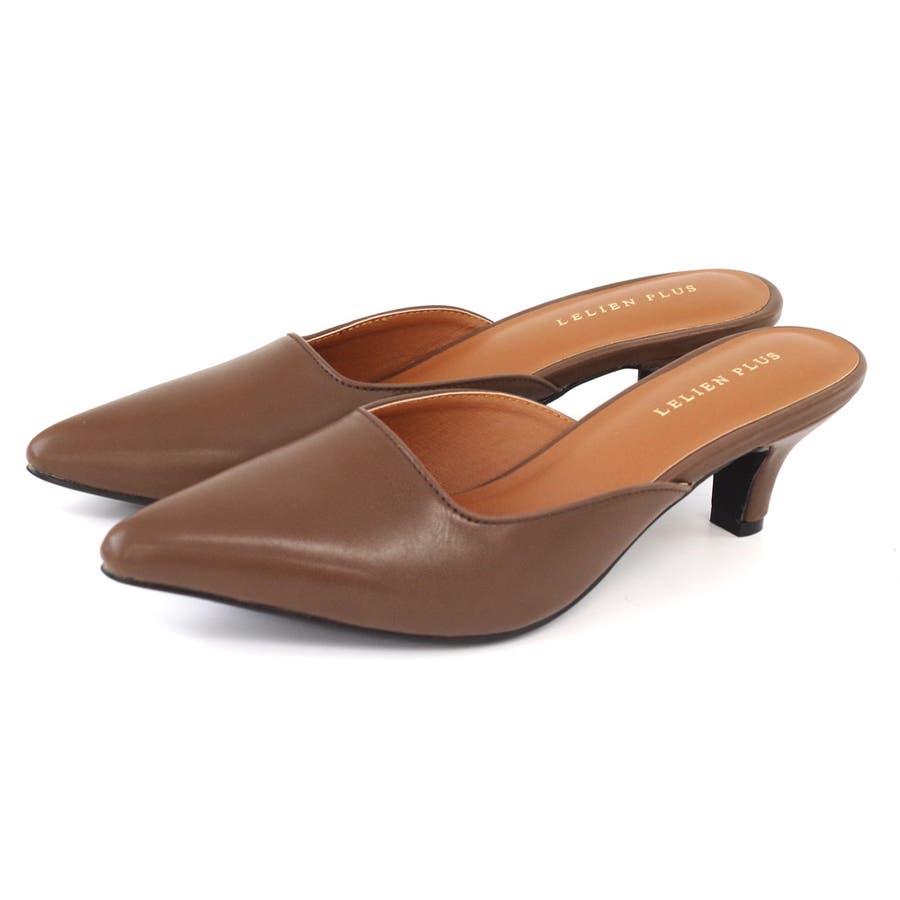人気 スクエアカット ミュール サンダル 6センチ ヒール レディース 春 夏 黒 靴 シンプル ポインテッド大きいサイズ美脚チュールピンヒール 楽 歩きやすい 痛くない サンダル CX1123 29