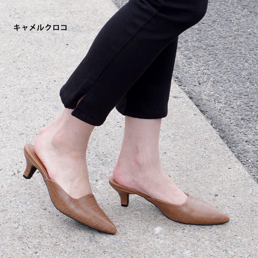 人気 スクエアカット ミュール サンダル 6センチ ヒール レディース 春 夏 黒 靴 シンプル ポインテッド大きいサイズ美脚チュールピンヒール 楽 歩きやすい 痛くない サンダル CX1123 33