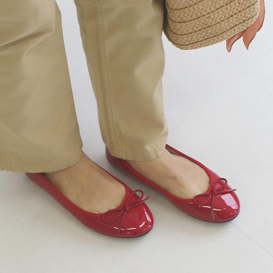 ラウンドトゥ バレエシューズ レディース 春 夏 新作 人気 シューズ オールシーズン フラット マタニティ ローヒール 靴低反発リボン歩きやすい痛くない グリッター 大きいサイズ 小さいサイズ FX2001 94